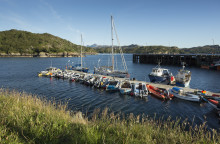 Marine Scotland's first national survey of coastal and marine recreation and tourism