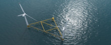 Scottish Government greenlights novel floating wind farm in the Highlands
