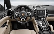 Macan får turbofyra – nya PCM i Cayenne
