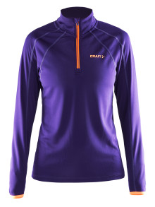 Athletic midlayer with multifunctional attitude – Facile Pullover