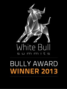 FundedByMe crowned winner in White Bull's 2013 Bully Awards