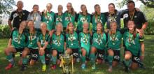 Titania sponsrar Enköping SK Flickor 99