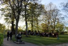 Frihedsmuseet fejrer befrielsen sammen med kulturministeren