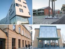 Fyra möjliga vinnare av Örebro kommuns byggnadspris 2015 – välkommen till prisutdelning!