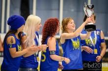 SM-guld till Stockholm Roller Derby