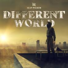 Alan Walker släpper titelspåret 'Different World' från det kommande debutalbumet
