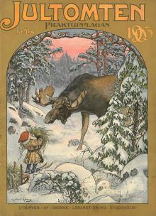 God Jul från Svenska barnboksinstitutet