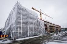 Hyressättningen är inget hinder för bostadsbyggande