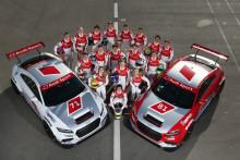 Audi i Danmark støtter 2 unge talenter ved Audi Sport TT Cup