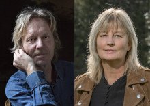 Bengt Ohlsson och Karin Smirnoff höstens författargäster i Svalbo