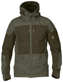 KEB Jacket - Fjällräven Launches the Keb jacket, technical jacket for demanding outdoor life.