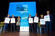 Byggbransch under högtryck pratade framtid och digitalisering