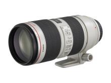 Nya EF 70-200 mm f/2,8L IS II USM - Canons oumbärliga telezoomobjektiv för proffs