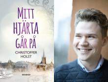 """Höstens charmigaste debut: """"Mitt hjärta går på"""" av Christoffer Holst"""