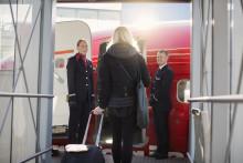 Norwegian med passasjervekst og bedre punktlighet i mars