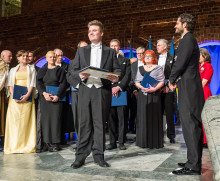 Anders Wall-stipendium till framgångsrik ägg- och operaproducent i Norrbotten