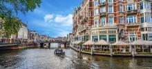 Studieresa till Amsterdam med fokus på säkerhet och trygghet
