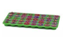Knäckplåt i silikon - Förenklar julbaket