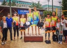 Sportliche Erfolge: Studierende der TH Wildau holen Titel und Medaillen