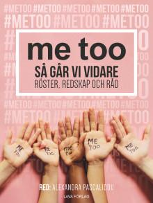 """Lava förlag släpper boken  """"me too – Så går vi vidare –  röster, redskap och råd"""""""
