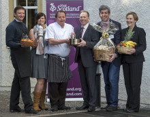 A Taste for Tourism in the Highlands