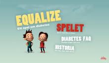 Dataspel lär barn med diabetes blodsockerkontroll