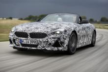 Helt nye BMW Z4 nærmer seg – og kommer ikke alene