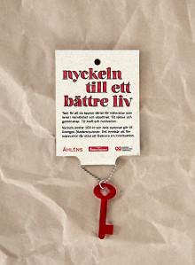 """En klapp till alla - Åhléns & Stadsmissionernas """"nyckel till ett bättre liv"""""""
