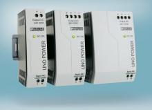 Ny produktlinje: Strømforsyninger til kompakte styretavler