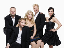 """The Real Christmas"" – en riktig a cappella-jul med The Real Group"