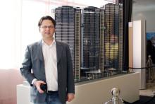 Gothia Towers blir Lego Towers – landets största Legomodell?