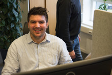 Andreas Svegland – Ny säljare med gediget teknikintresse