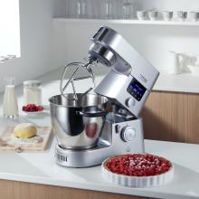 Kenwood lanserar andra generationens Cooking Chef – Den första köksmaskinen med inbyggd induktionsplatta
