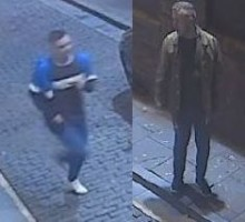 CCTV images issued as part of investigation into assault in Liverpool city centre