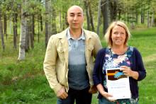 Fler stödpersoner söks i Västerbotten