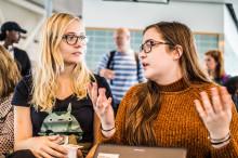Unga i EU-projekt löser kreativa företags framtida utmaningar