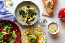 Veganskt och franska klassiker på Boulebar