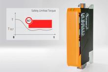 B&R erbjuder servoenhet med säkerhetsfunktionen Safely Limited Torque