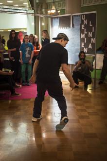 Break the Fight! Breikkaa koulukiusaamista vastaan YLE TV 1:en dokumentissa toukokuussa