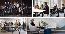 Digitalt först för Årets företagare i Partille 2018