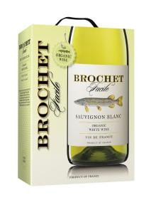 """""""Årets bästa vita box 2014 & 2015""""! Guld till ekologiska Brochet Facilie Sauvignon Blanc igen"""