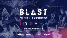 Press accreditation for BLAST Pro Series Copenhagen