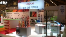 Great interest in Lesjöfors´ springs and pressings at Elmia Subcontractor