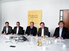 Unternehmensgruppe Irlbacher errichtet neue Energiezentrale - Bayernwerk Natur liefert innovative Energietechnologie