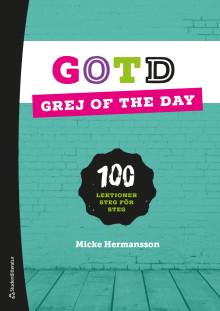 Grej of the Day – 100 grejer i en bok