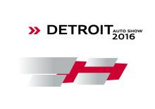 Audi på Detroit Auto Show 2016: Sportslig, effektiv og connected