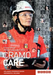 Cramo Group Hållbarhetsrapport 2016