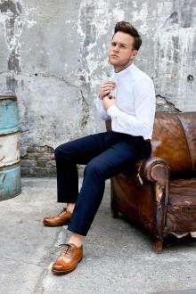Engelska superstjärnan Olly Murs till Idol den 28 november