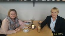 ICF Russia visiting ICF Sweden