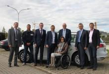 """Presseinformation: Pilotprojekt """"Intelligent City 2.0"""" des Bayernwerks in Abensberg vorgestellt - Moderne Straßenbeleuchtung im Praxistest"""